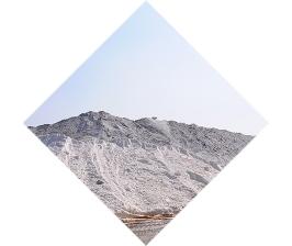 未烘干工业盐粉末